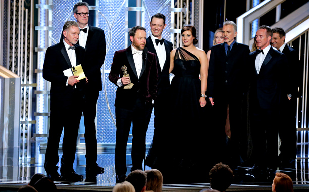 FX's Fargo crowned the Best TV movie or miniseries