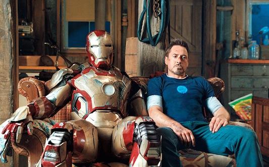Iron Man 3 (2013) Tony Stark/Iron Man (Robert Downey Jr.)