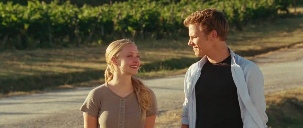 Romance Movies - - Letters to Juliet