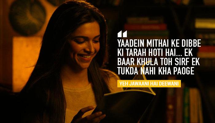 Still from 'Yeh Jawaani Hai Deewani'